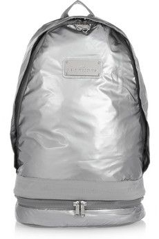 ADIDAS BY STELLA MCCARTNEY Metallic backpack