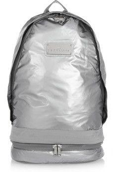 ADIDAS BY STELLA MCCARTNEY Metallic backpack