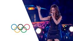 The Spice Girls perform a selection of their greatest hits in a spectacular performance at the closing ceremony of London's 2012 Olympic Games.  The ceremony included performances from Emeli Sandé, Queen, Take That and Jessie J.