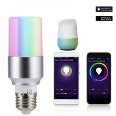 App Remote, Easy To Use, Led Lamp, Save Energy, Consumer Electronics, Light Bulb, Wifi, Smartphone, Just For You