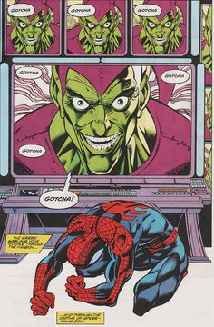 The Amazing Spider-Man Issue - Read The Amazing Spider-Man Issue comic online in high quality