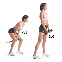 Glutes Workout: Sculpt a Butt Like Kerri Walsh | Women's Health Magazine