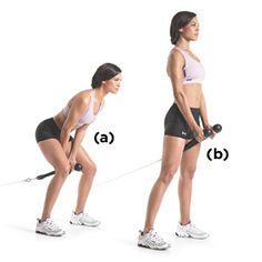 Glutes Workout: Sculpt a Butt Like Kerri Walsh   Women's Health Magazine