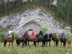 Конный тур Южный Урал   Horse tour South Ural