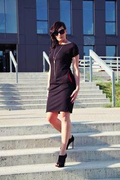 Cottonpencil party little black dress with pockets all Mustard Skirt, Black Dress With Pockets, Boho Skirts, Summer Skirts, Sweatshirt Dress, Boho Fashion, Stuff To Buy, Shirts, Etsy