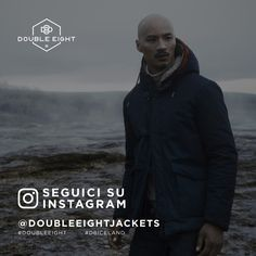 Double Eight su Instagram! Entra nel nostro mondo e scopri tutte le novità per questo inverno 2016-2017. Seguci www.instagram.com/doubleeightjackets #DoubleEight #D8Iceland #Menswear