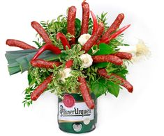 Strawberry, Christmas Ornaments, Fruit, Holiday Decor, Diy, Handmade, Jute, Hand Made, Bricolage