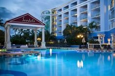 You can't beat the value of all-inclusive resorts for a romantic getaway, plus you're freed from reaching for your wallet several times a day. These resorts have a lot to offer for your next travel destination to the Caribbean. All Inclusive Vacations, Dream Vacations, Romantic Getaway, Caribbean, Travel Destinations, Places To Go, Things To Do, Bucket, Spaces