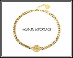 The Chain Necklace Will Replace The Choker Trend