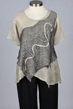 yo elijo coser: DIY: ideas para decorar ropa con trapillo