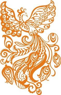 "Photo from album ""Жар птица"" on Yandex. Machine Embroidery Designs, Embroidery Patterns, Bird Stencil, Steel Art, Stencil Patterns, Russian Art, Dot Painting, Kirigami, Islamic Art"
