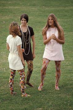 1960s stockings