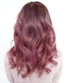 Violet Fruit Color
