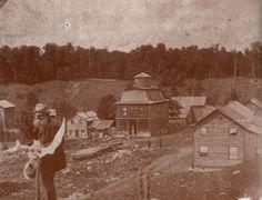 Priceville, Ontario around 1905