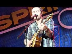 Kris Allen - Out Alive - WINK Spring Fling - Ft. Myers, Fl 5/19/12  One of my favorite songs on Thank You Camellia