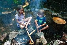 Fun things to do with kids outdoors