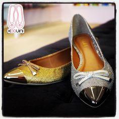 Bom Dia Koquinas! Que tal essa sapatilha captoe de bico fino nos seus pés? Deliciosa e confortável. #koquini #sapatilhas #euquero