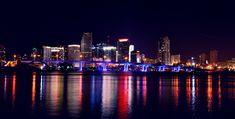 Miami Skyline Left by Spankcdd on DeviantArt Miami Skyline, New York Skyline, Cuba, New York Poster, Stage, Miami Life, Usa Cities, Downtown Miami, Cruise Port