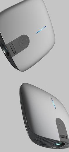 https://www.behance.net/gallery/37009047/Projector_product-design