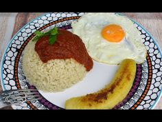 YouTube Grains, Rice, Casseroles, Detox, Food, Youtube, Fried Bananas, Cooking Recipes, Breast
