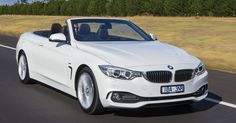 BMW 420i Convertible added to local ranks as new entry model - http://www.caradvice.com.au/301777/bmw-420i-convertible-added-to-local-ranks-as-new-entry-model/