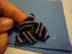 OSR Beads: Tutorial Wavy Triangle