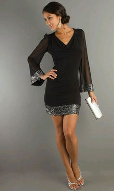 Shop Simply Dresses for sexy black cocktail dresses and sexy, long sleeve short black dresses. Long Sleeve Short Dress, Short Dresses, Formal Dresses, Prom Dresses, Formal Outfits, Cheap Dresses, Wedding Dresses, Sexy Dresses, Summer Dresses