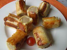 Rollitos Hot dog