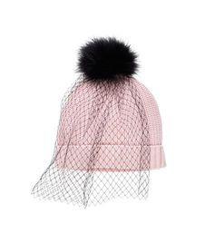 kate spade new york Fit To Be Tied Veil Hat ($88)