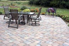 patio paver designs   Patio Pavers Hudson WI   Sunrise Lawns Landscape & Irrigation