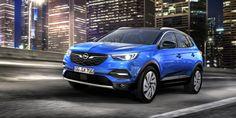 Salone Francoforte: anteprima Opel Grandland X, suv grintoso e tecnologico