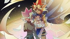 (( I'm back from hannover ... my computer is damaged and I must wait ... and as you know I'm a computer freak ... )) --- • • • • • • • #yugioh #yaoi #shipping #yugi #yami #yamiyugi #pharaoh #atem #puzzleshipping #yugimutou #hot #monday #hair #crazy #love #cute #sweet #cry #eyes #kingofgames #gold #anime #manga #comic #sketch #fanart #paint #colors #colorful #rainbow ]