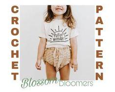 Crochet pattern diaper cover newborn diaper cover pattern | Etsy Diaper Cover Pattern, Crocodile Stitch, Crochet Patterns Amigurumi, Crochet Clothes, Vintage Patterns, The Help, Etsy, Trending Outfits, Pdf