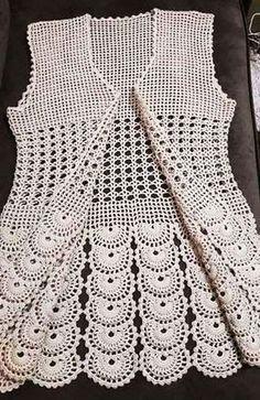 116 Tane Örgü Bayan Yelek Modelleri Hepsi Birbirinden Güzel 3 #bayanörgüyelekmodelleri #yelekörnekleri #tığ #giysi #moda #gifts #fun #handmade