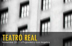 Il prigioniero (El prisionero), de Luigi Dallapiccola (1904-1975) y Suor Angelica, de Giacomo Puccini (1858-1924)  Teatro Real de Madrid, noviembre 2012