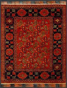 Afghan Belouch Oriental rug