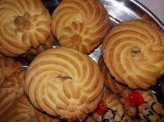 Cake Mix Cookie Recipes, Cake Mix Cookies, Biscuit Cookies, Dessert Recipes, Greek Sweets, Greek Desserts, Greek Recipes, Greek Cookies, Almond Cookies