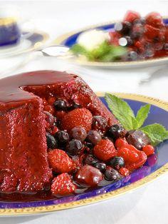 Darren McGrady's Summer Pudding Recipe