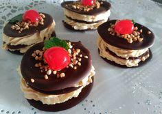 Mini Cakes, Cupcake Cakes, Cupcakes, Individual Cakes, Cookie Box, Strudel, Flan, Great Recipes, Cheesecake