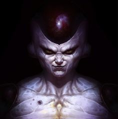 Chinese artist wows us with rendition of awesomely evil looking Dragon Ball villains!