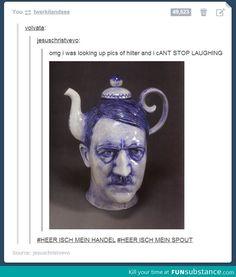 Hitler cup