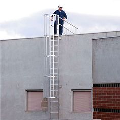 pull down stairs access to flat roof google search