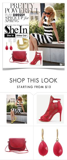 """5#SheIn"" by kiveric-damira ❤ liked on Polyvore"