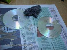 Reciclaje de cd's 1ªparte