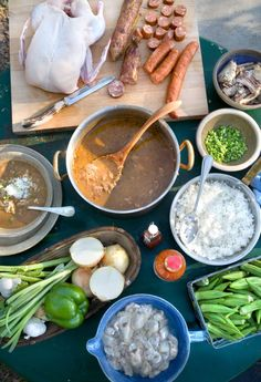Duck and Oyster Gumbo – Garden & Gun