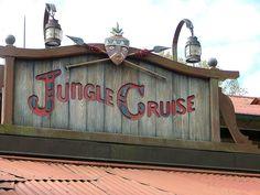 Jungle Cruise, Magic Kingdom, Walt Disney World