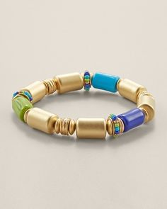 Chico's Rita Stretch Bracelet #chicos