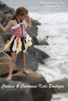 NEW pirate costume with bloomers for by cookiesandcostumes on Etsy, $80.00