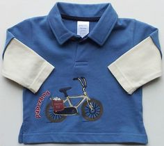 Gymboree American Heritage Paperboy Route 2 D/S Shirt Sz 3-6 Months NWT #AmericanHeritage #DressyEveryday