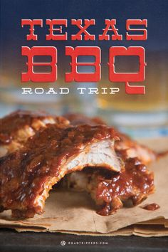 Enjoy the best BBQ Texas has to offer!  Only because I know Gumby would like this